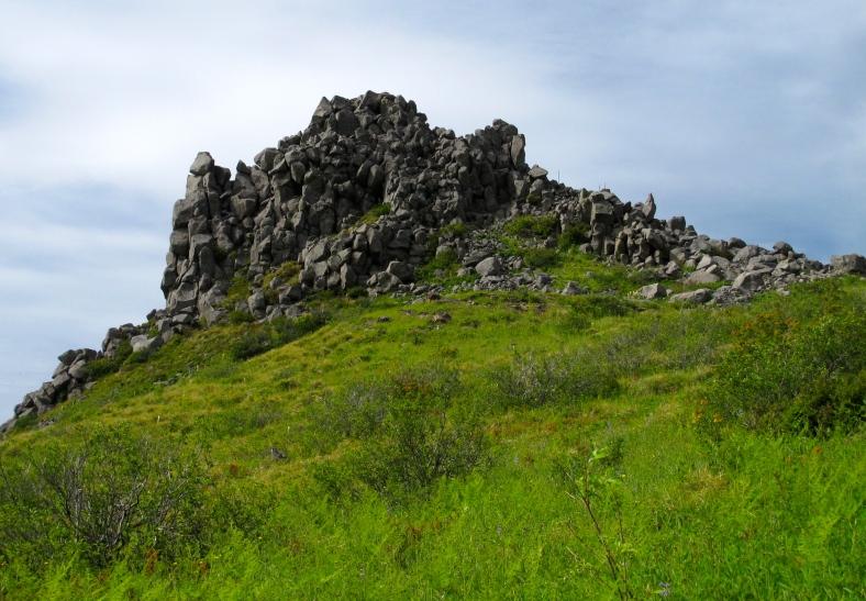3corner peak